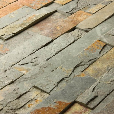 Quartzite Rustic Brick Split Face Mosaic Tile 15*60